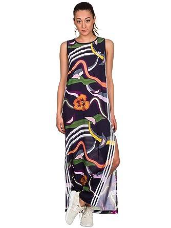 Robe Adidas Originals Floral Burst - Multicolore - 34 cm