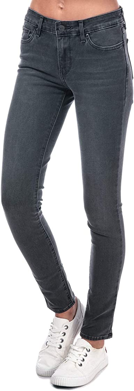 TALLA 28W / 30L. Levi's Jeans ajustados para mujer 711 en Boombox T2