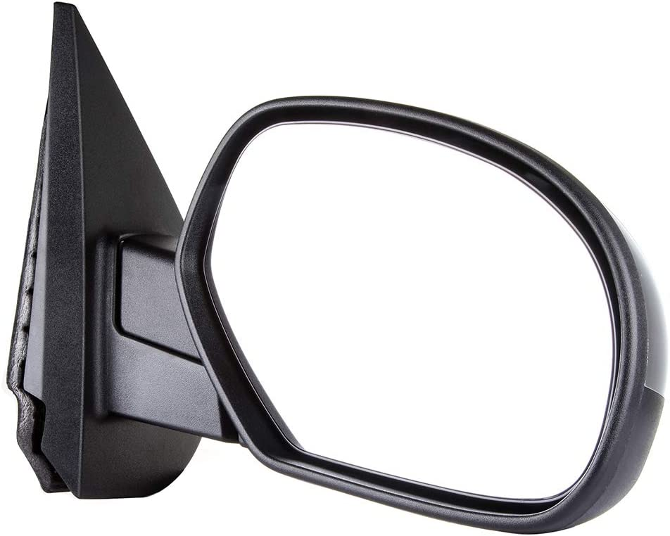 Aintier Side View Mirror Compatible with 2007-2013 Chevy Silverado 1500 with Power Folding Heated Turn Signal Memory Puddle Lamp Right Passenger Side Replacement Mirror