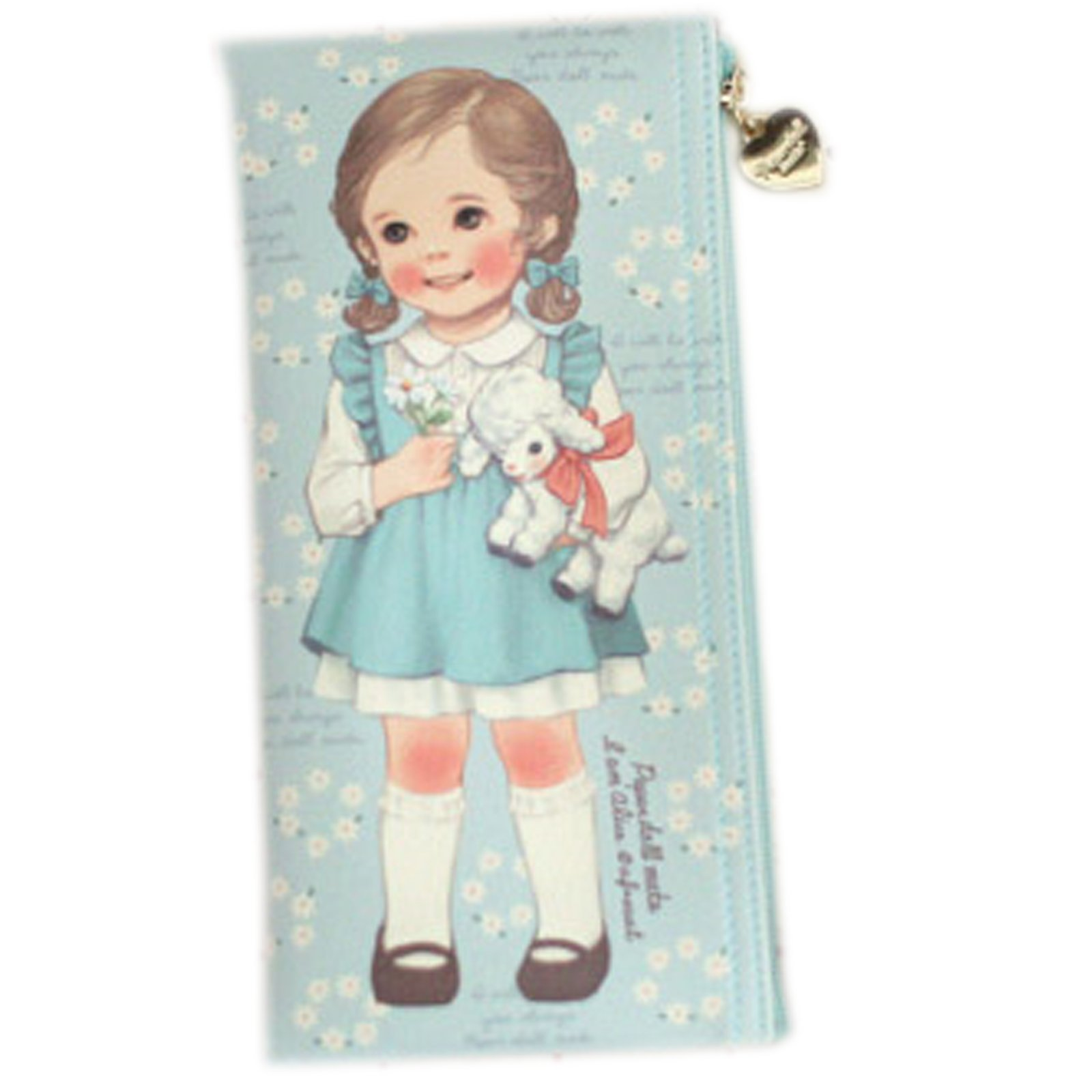 paperdollmate pencase ver007_blooming Alice by paper doll mate (Image #1)
