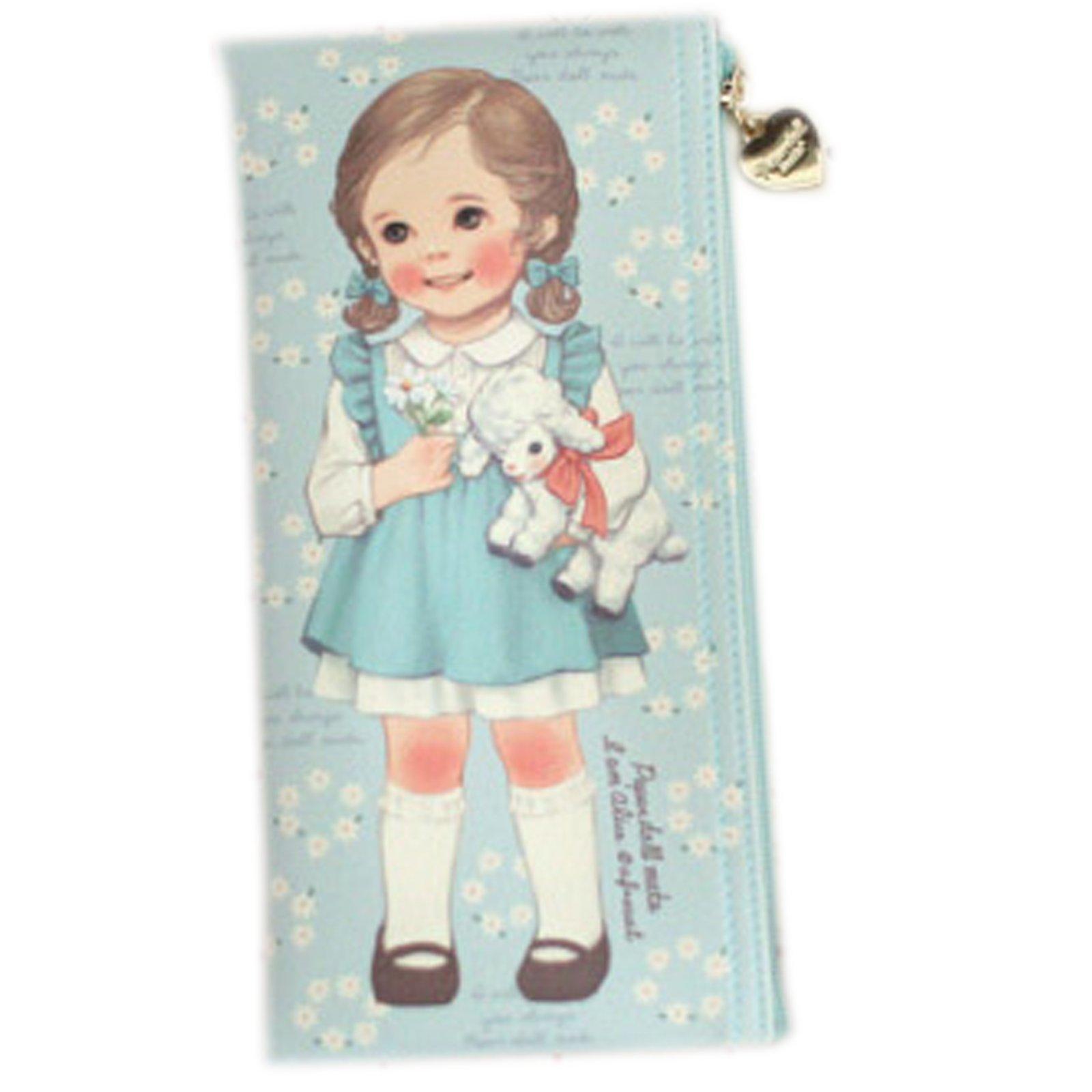 paperdollmate pencase ver007_blooming Alice