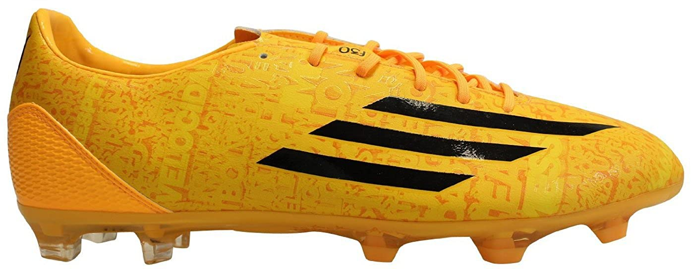 1c0379b57 adidas F30 TRX FG Messi Boot Solar Gold-Negra  Amazon.co.uk  Shoes   Bags