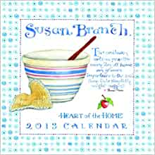 2013 Susan Branch Calendar: TF Publishing: 0619344256303