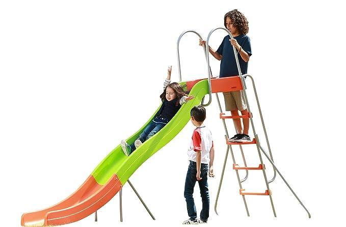 SLIDEWHIZZER Outdoor Play Set Kids Slide at Amazon
