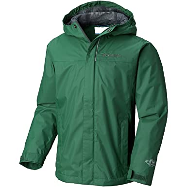 8bf57476d26 Image Unavailable. Image not available for. Color  Columbia Kids Boy s  Watertight¿ Jacket ...