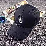 MAZIMARK--Men Women Snapback Baseball Cap Adjustable Hat Hip Hop Street Hat Curved Sun Cap
