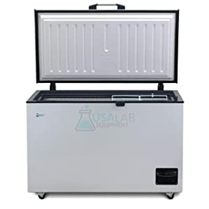 USA Lab 10.6 Cu Ft -40C Chest Freezer 115V