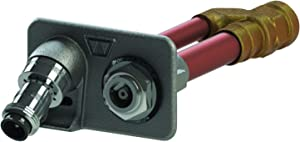 Woodford 67C-24-PB Commercial Wall Hydrant With Anti-Siphon Vacuum Breaker