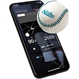 STRIKE スマート野球ボール 回転数 スピード 投球データ計測 スマートフォンチェック
