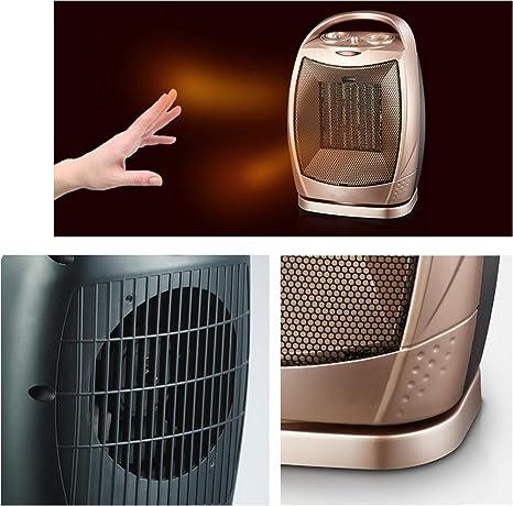 Mini calentadores creativos de oficina en casa de escritorio de protección del medio ambiente y ahorro de energía pequeños calentadores: Amazon.es: Hogar