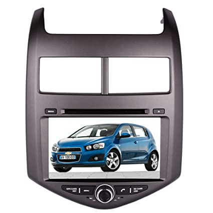 amazon com 8 inch touch screen car gps navigation for chevrolet rh amazon com