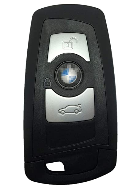 amazon com replacement smart key fob case fit for bmw f10 x3 m2 2 3