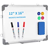 "Handle Classroom Hand Held Black Chalkboard 12/"" x 16/"""