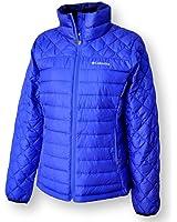 Columbia Women's Blackbrid Jacket, Blue, Medium