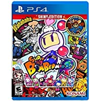 Super Bomberman R Shiny Edition for PlayStation 4 by Konami