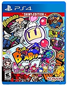 Super Bomberman R - PlayStation 4 Shiny Edition