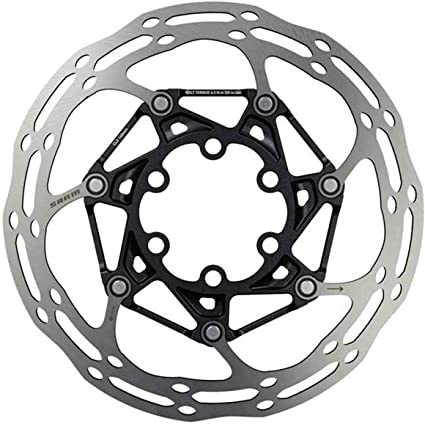 SRAM CenterLine 140mm 6-bolt Rotor with Rounded Edge