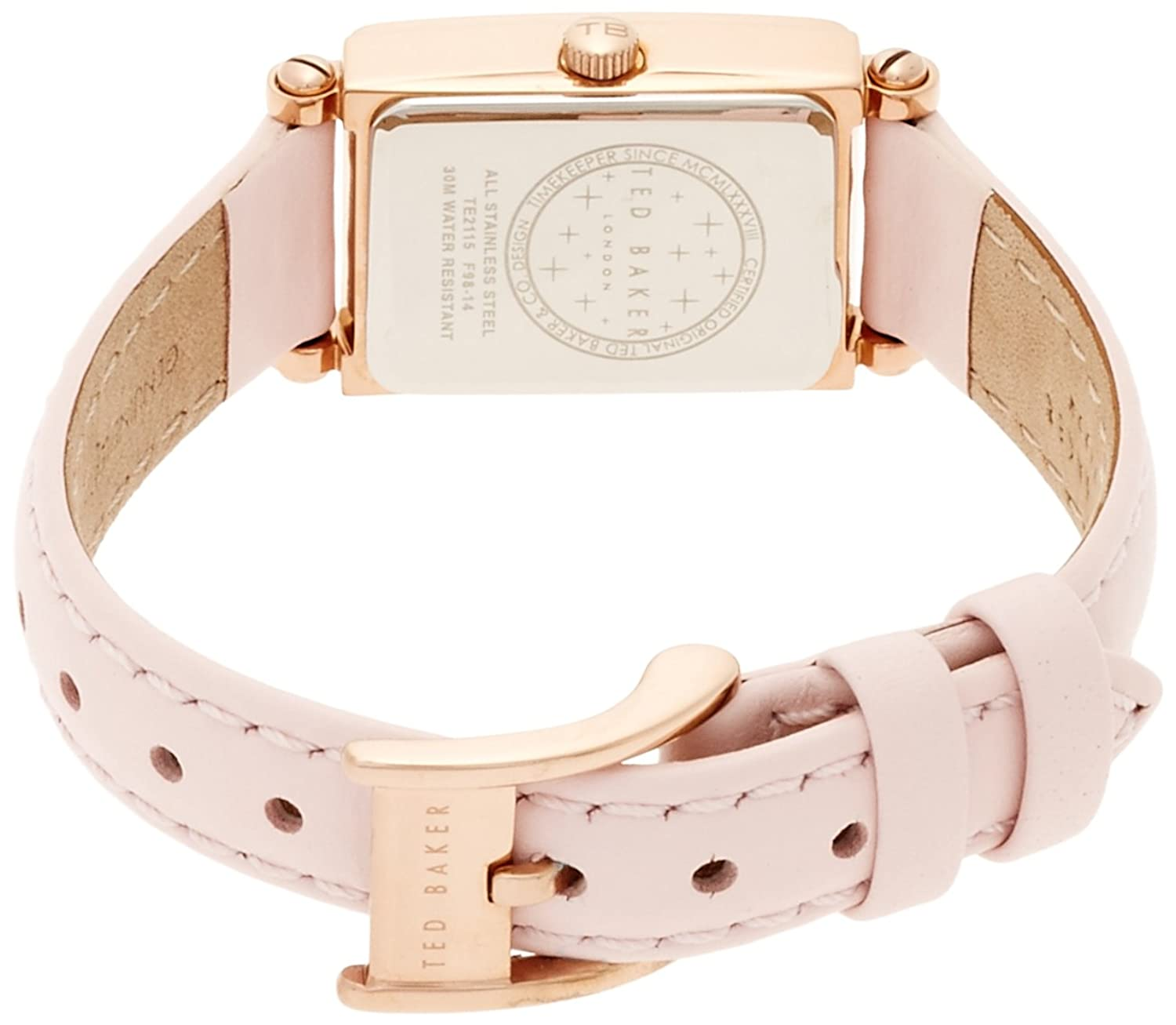 dial watches ted lyst accessories baker pink watch rose nude porcelain gallery