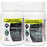 Members Mark Formerly Known As Simply Right Sleep Aid 192ct 50mg Diphenhydramine 192 Softgels