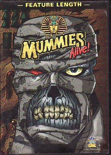 Mummys Alive Dvd - Mummies Alive!