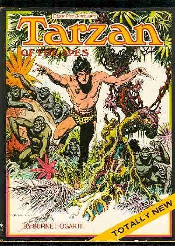 Tarzan of the Apes (Plate Of The Apes)
