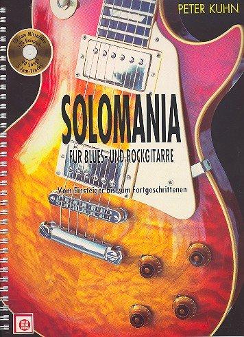 Solomania. Gitarre, Tabulatur