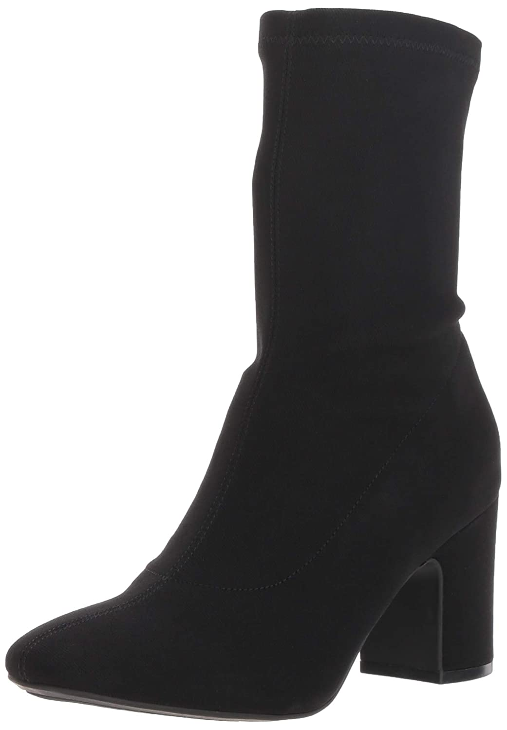 Black Fabric Aerosoles Womens Tall Grass Mid Calf Boot