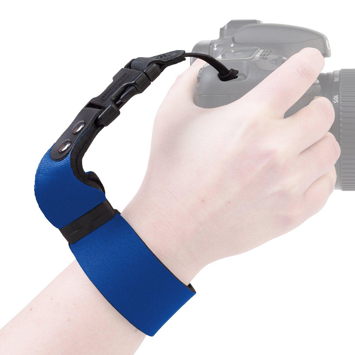OP/TECH USA SLR Wrist Strap (Black) OpTech 6701062