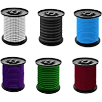 S SIENOC expandertouw rubberen touw dekzeil spankabel ubbertouw, spantouw elast. zeildoek.