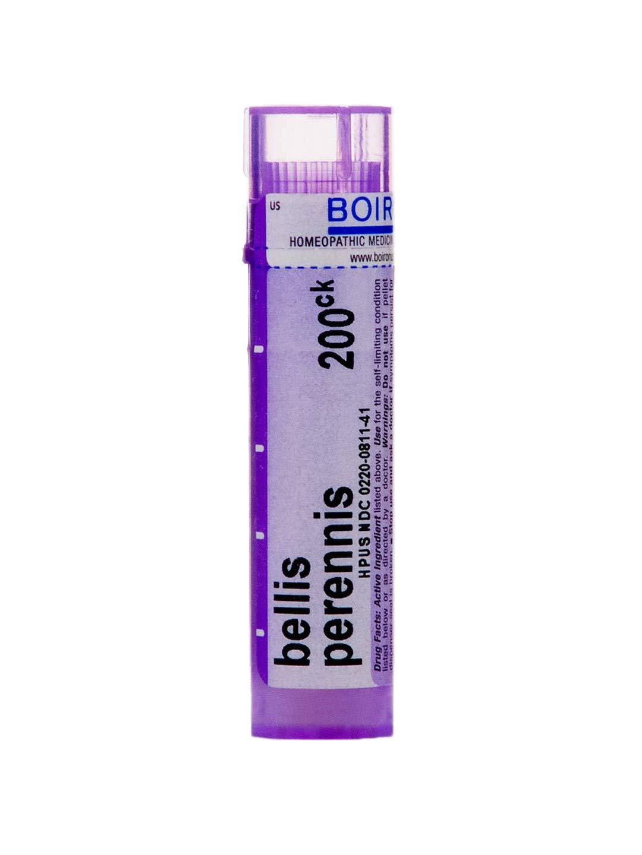 Boiron Bellis Perennis 200ck, Purple, 80 Count