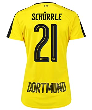 tenue de foot Borussia Dortmund noir
