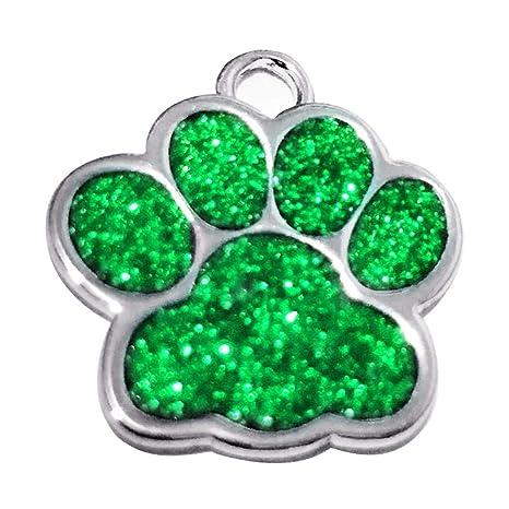Amazon.com: Ugthe - Llavero con diseño de huella de perro ...