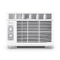 Deals on MIDEA MAW05M1BWT Window air conditioner 5000 BTU