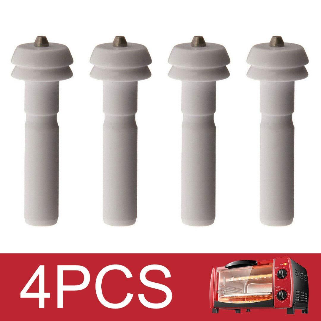 New 4 Pack WB13K10014 Oven Spark Electrode Igniter For GE Gas Range Igniter