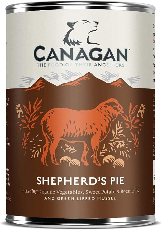 CANAGAN Shepherds Pie CIBO UMIDO per Cane al Pasticcio del Pastore ...