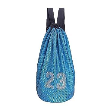 Número 23 Bolsa De Baloncesto Entrenamiento Fútbol Netas Bolsas ...