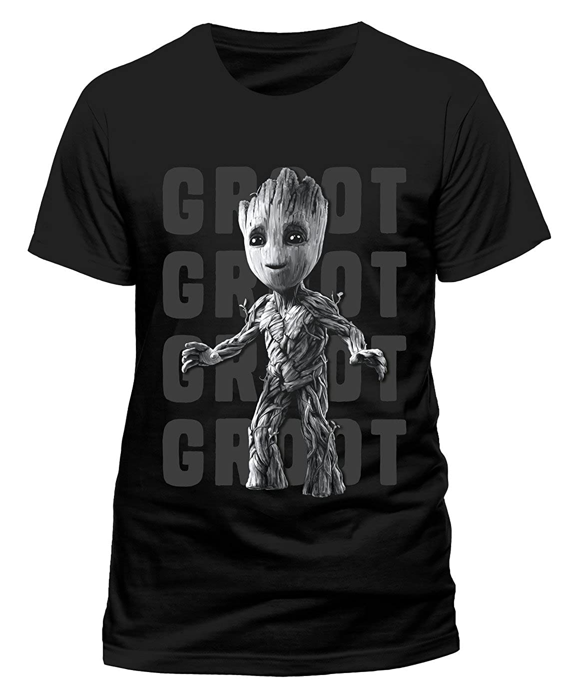 DCI Guardians The Galaxy Vol 2 'Baby Groot Photo' T-Shirt CID