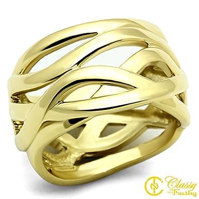 Amazon.com: De la Mujer Bisutería anillo, grado Premium ...