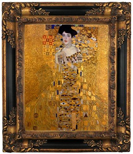 Adele Bloch Bauer Gustav Klimt - Historic Art Gallery Adele Bloch-Bauer I Portrait by Gustav Klimt I, 11