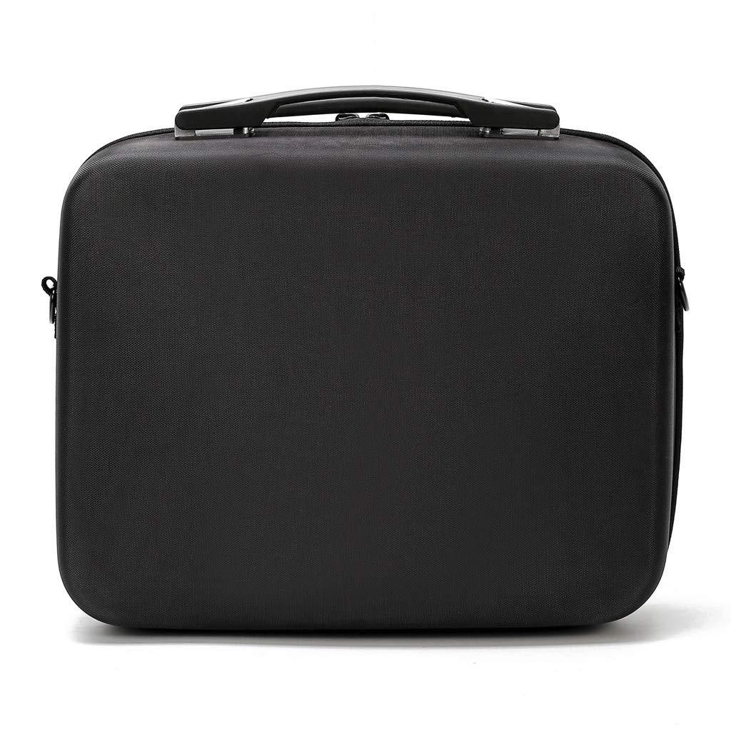 Tuu Waterproof Portable Storage Bag Carry Case for DJI Mavic 2 & Smart Controller (Black) by Tuu (Image #5)