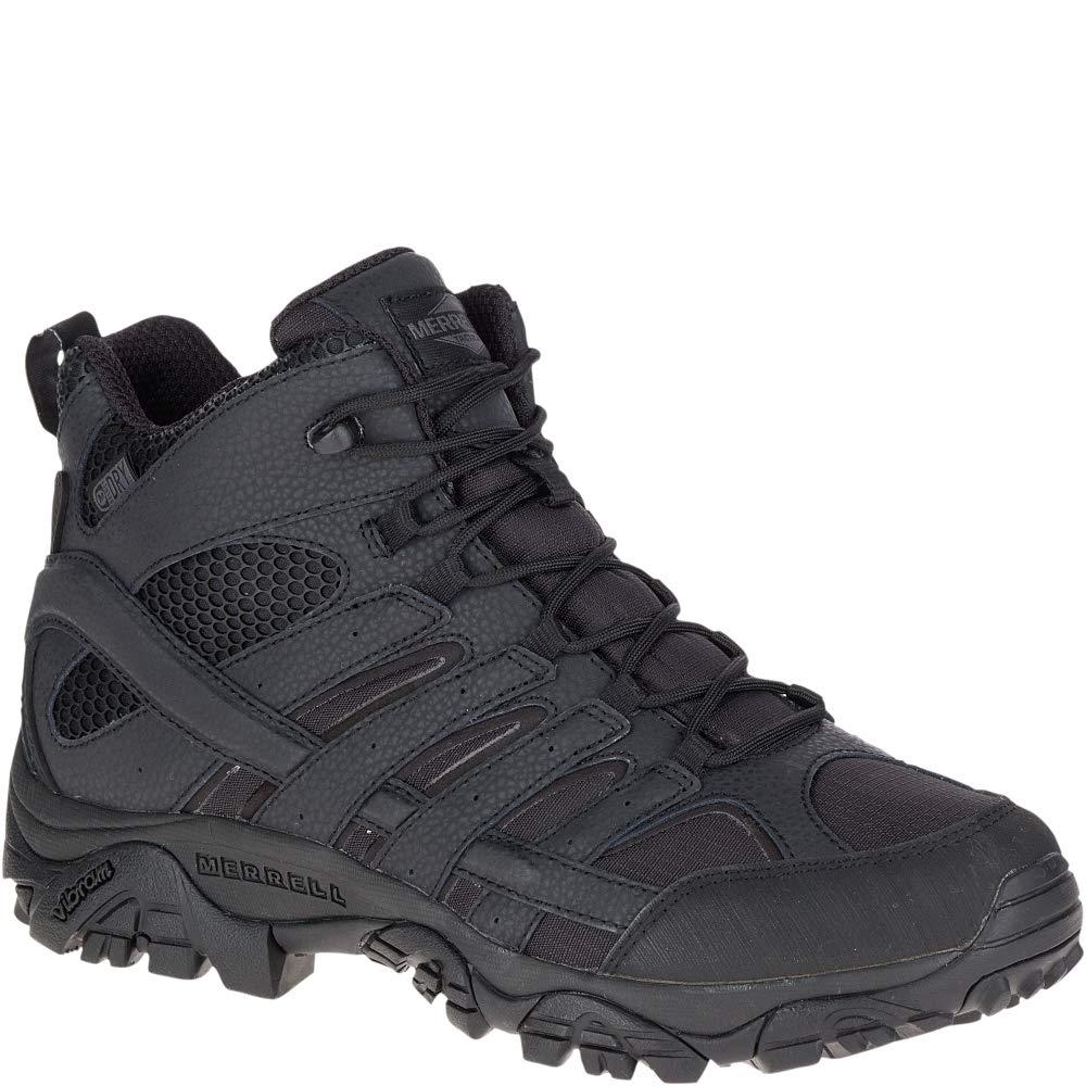 Merrell Moab 2 Mid Tactical Waterproof Boot Men 11.5 Black