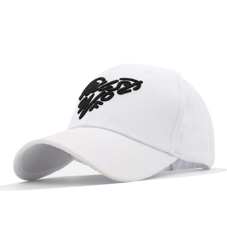 ANDERDM Embroidery Mens Baseball Cap Women Snapback hat Black Cap Bone Gorras New dad hat Bone Streetwear Womens Cap