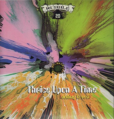 thrice upon a time LP