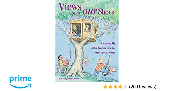 Views from Our Shoes: Growing Up with a Brother or Sister