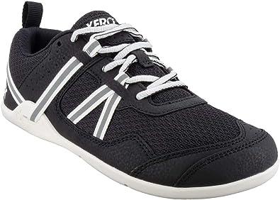 Amazon Com Xero Shoes Prio Women S Minimalist Barefoot Trail And Road Running Shoe Fitness Athletic Zero Drop Sneaker Road Running