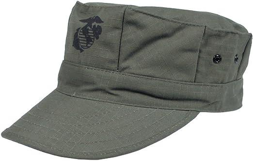 Gorra de estilo marine americano, color verde - verde oliva ...