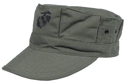 Gorra de estilo marine americano, hombre, color negro - negro ...