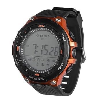 htfrgeds Smartwatch, Fitness Wristband Reloj Deportivo Reloj ...