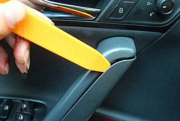 Amazon.com jatech 4pcs Auto Car Radio Panel Door Clip Panel Trim Dash Audio Removal Installer Pry Kit Repair Tool Automotive & Amazon.com: jatech 4pcs Auto Car Radio Panel Door Clip Panel Trim ...