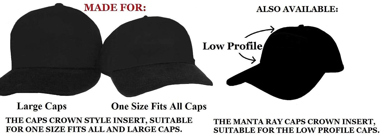 4fd6614c979 Amazon.com   1Pk. Black Baseball Caps Insert